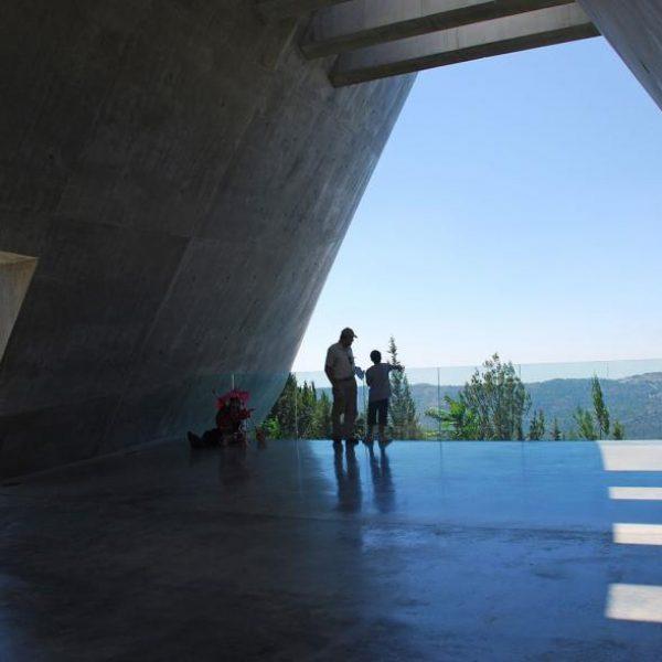 The Architecture of Holocaust Memory – Yad VaShem Museum, Jerusalem